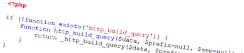 Стили кодирования php