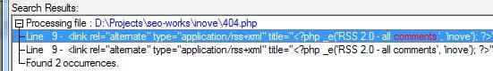 Программа для поиска и замены текста в файлах