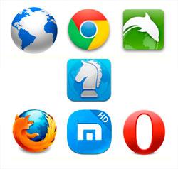 Интернет браузеры для Android