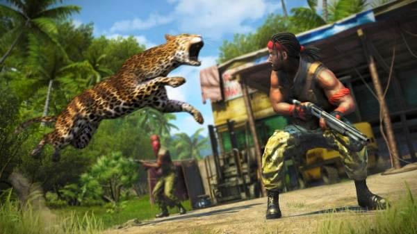 Far Cry 3 Леопард